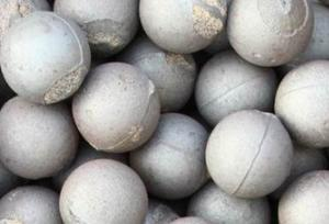 High Chromium Cast Grinding Ball made by well Quality Steel with High Hardness and Impact