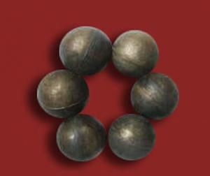 Used to Mine and Cement Plant Diameter 100mm High Chrome Grinding Ball with High Hardness