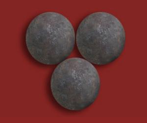 Low Chrome Grinding Balls for Cement Industry in Good Quality