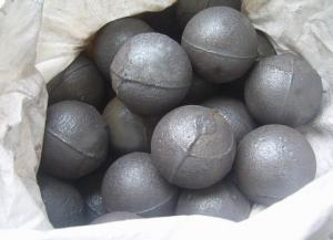 High Impact Toughness Steel Metal Forged Grinding Ball