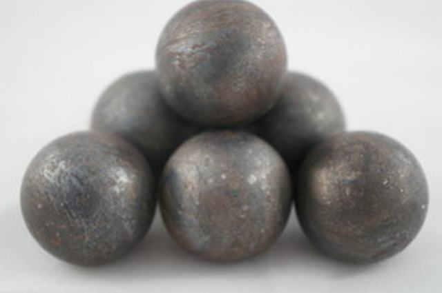 33mm Forged Steel Balls For Grinding Mine And Cement Made In China
