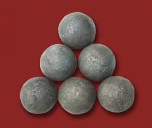 DIA110MM High Quality Heat-treated and Hot RolledForged GrindingBall