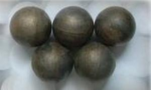 Dia40-Dia110mm Unbreakable Cast Grinding Ball Made In China In Top Quality