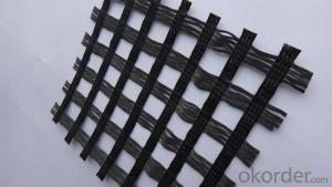 Fiberglass Geogrid for Road Pavement Reinforced