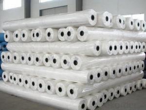 Short Fiber and Geomembrane Composite Waterproofing Membrane