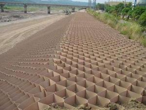 HDPE Geocell for Roadbed, Slope,Construction