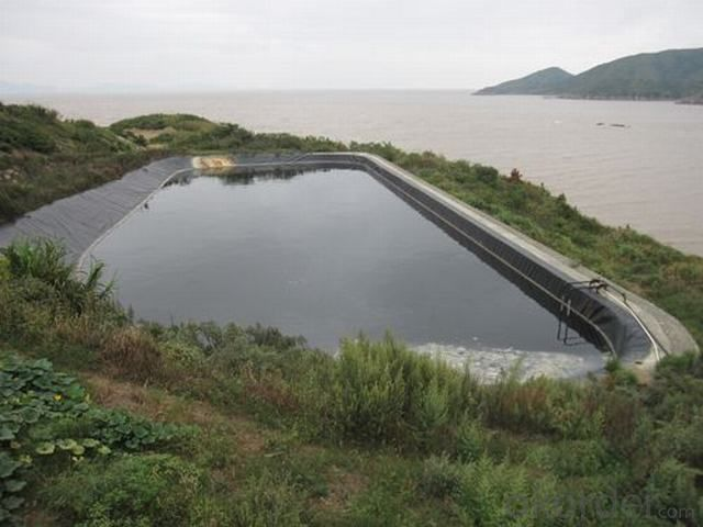 Impermeable LLDPE Geomembrane with High Quality