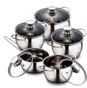 7pcs Stainless Steel Cookware Sets