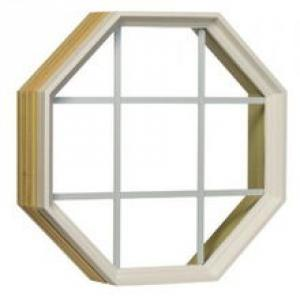 Europe&American Plastic/PVC/UPVC Fixed Window