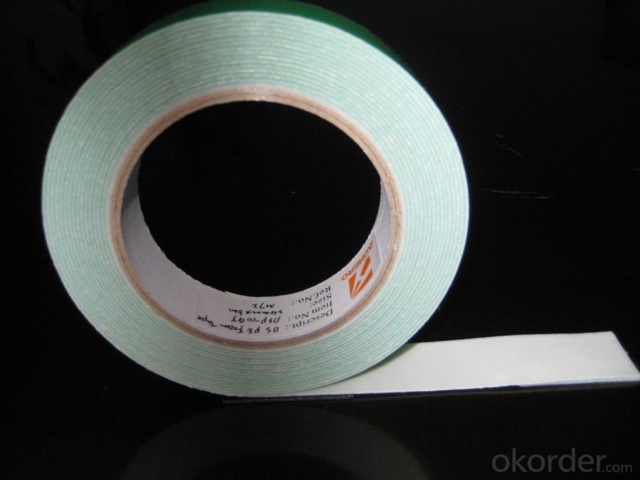 Handicrafts Use Manufacturer Of Double Sided Foam Tape