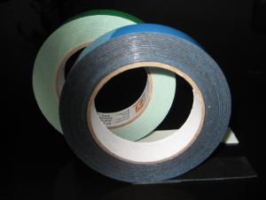 Colored Double Sided Foam Tape With Standard Adhesion