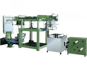 HDPE High Speed Blown Film Machine T-skirt Bag Making Machine