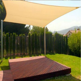 Shade Sails Gazebo Canopy Patio Awnings for Garden and House
