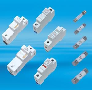 cylindriical fuse links and fuse holder