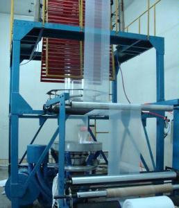 Automatically Winder PE Blown Film Machine