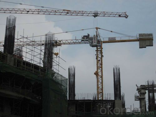 Buy Tower Crane Mc85 Price Size Weight Model Width Okorder Com