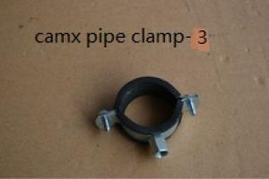 stainless steel hydraulic pipe clamp