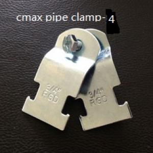 metal sprinkler hanger and pipe clamps