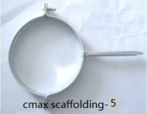 stainless steel hose clamp with handle