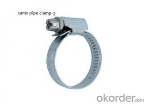 galvanized steel pipe clamp  supplier