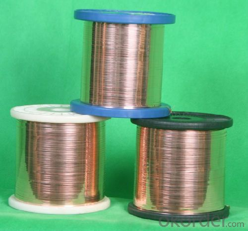 Bus Ribbon with Oxygen Free Copper,0.3*6m