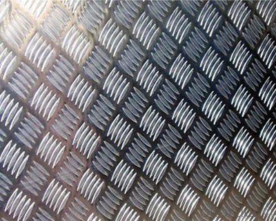 Aluminium Checkered Plates for Decorative Application