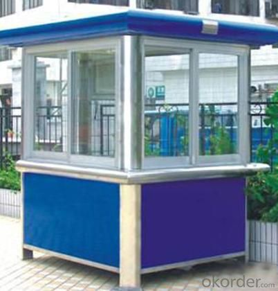 Best Quality Prefabricated Movable Guard House