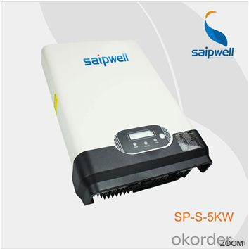 Solar Inverter 5kw 220v 2015 Newest Pure Sine Wave