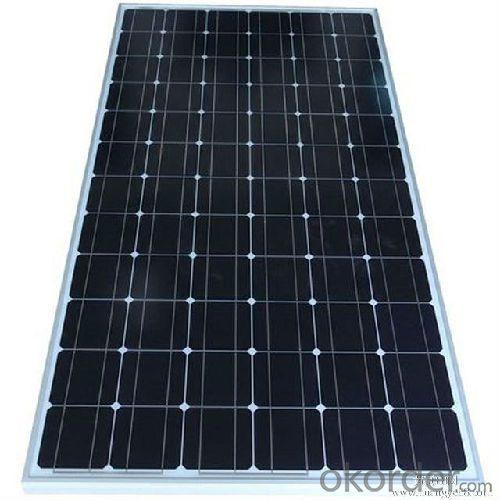 Monocrystalline Silicon Solar &Panel Solar Module 300W