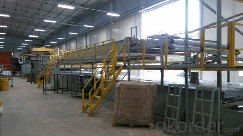 Buy FRP GEL Coat Panel Laminating Line Price,Size,Weight