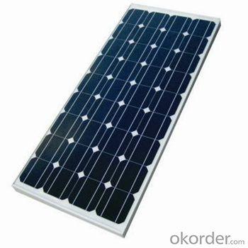 Monocrystalline Solar Panels 100W