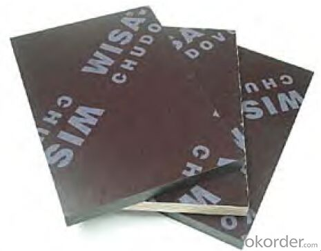High Quality Film  Plywood with Competitive Price