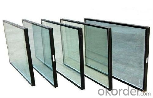 Perfect Low-E Glass Ideal For Consturction Building