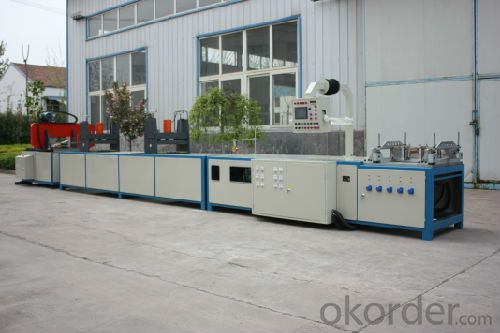 FRP PULTRUSION LINE 25T