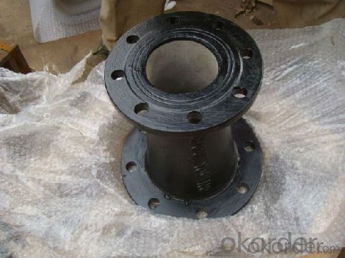 Buy ductile iron pipe fitting dci flexible or dismountling