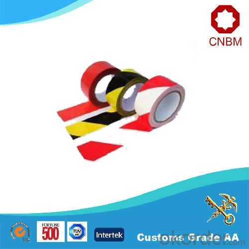 PVC Floor Masking Tape Natural Rubber ISO9001
