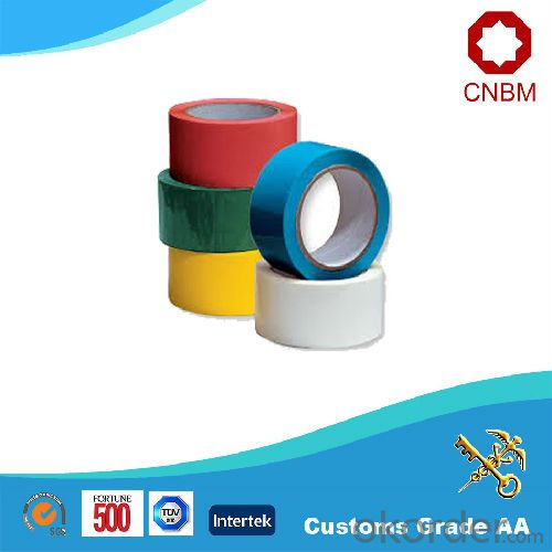 Opp Tape 40 micron Resistance to Cold Heat and Anti-aging
