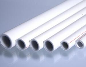 China PPR Pipes and Fittings for Hot  and Cold Water Conveyance with Safety Guaranty