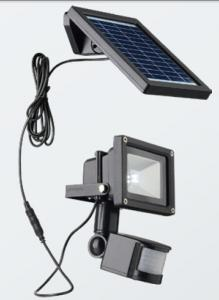 SOLAR LIGHTING F0085A PIR SOLAR