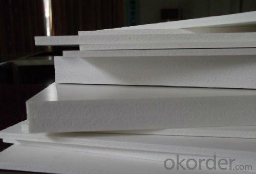 PVC Expanded Sheets  PVC ABS 1560*3050mm Customerized  PVC Foam Sheet Thickness 2-4mm