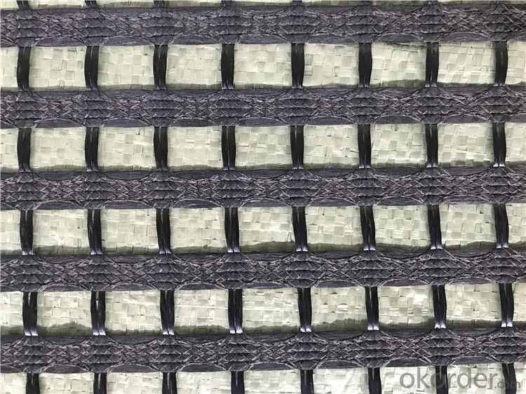 Polyester Biaxial/Uniaxial Geogrid for Construction