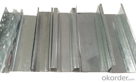 Dry Profile-for Partition System in Decoration