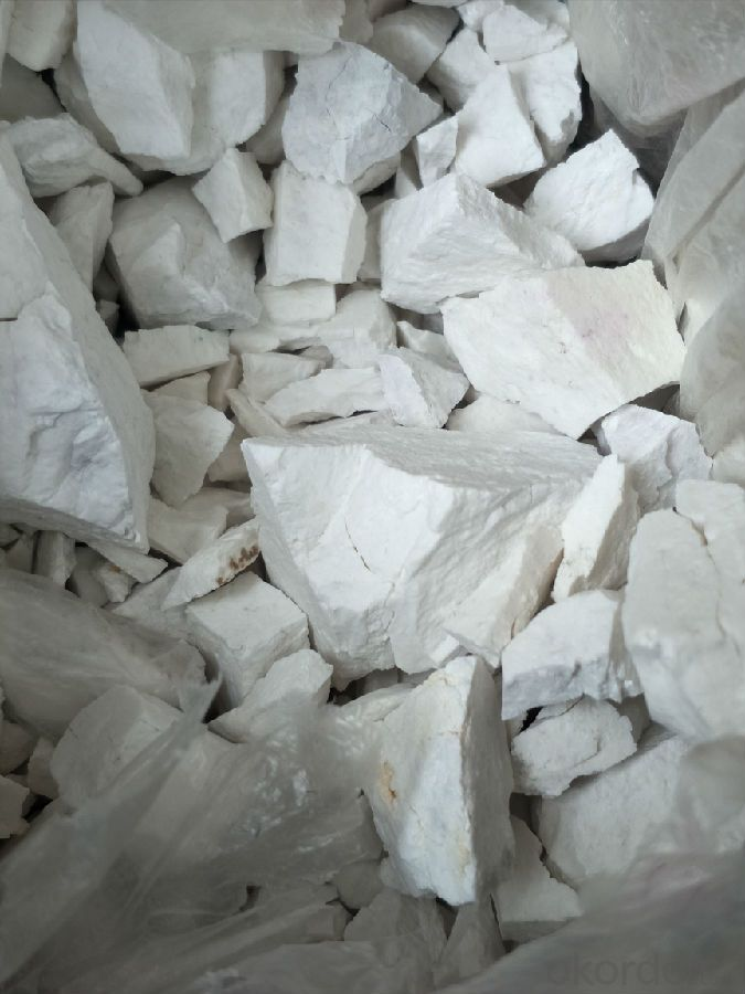 Calcined Kaolin Clay Powders for Refractory Fire Clay Bricks