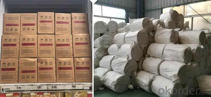 Ceramic Fiber Blanket 50mm 128kg/m3 High Quality From China