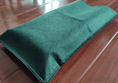 PP Nonwoven Geotextile Sand Bag Slop Protection