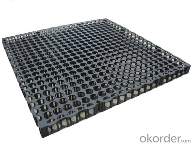 Plastic Drain Cell Drainage Board for Roof Garden
