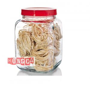 Glass Storage Jar 643X