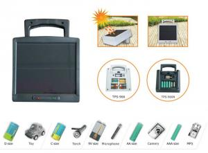 Solar Battery Charger(TPS-966)