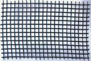 Embellish the bidirectional glass fiber geogrids