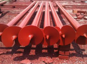 Helical Anchor for House Foundation&Construction